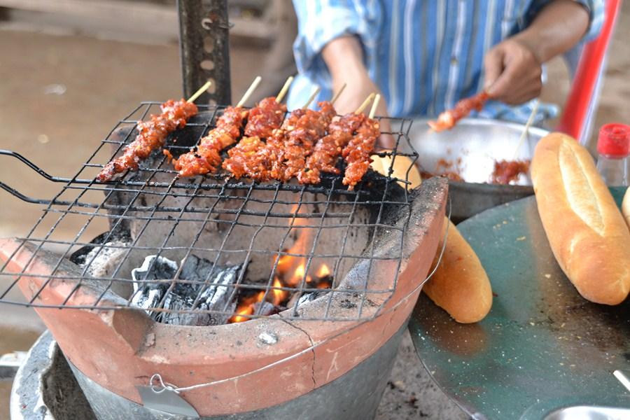 Brasero Terre Cuite braséro cambodgien | cuisines mobiles